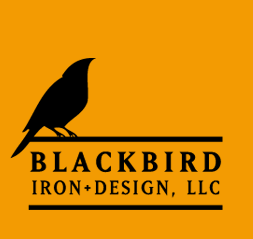 Blackbird Iron and Design Logo
