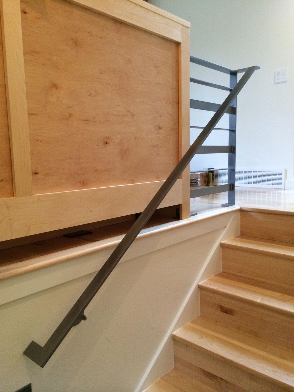 Merveilleux Interior Modern Handrails