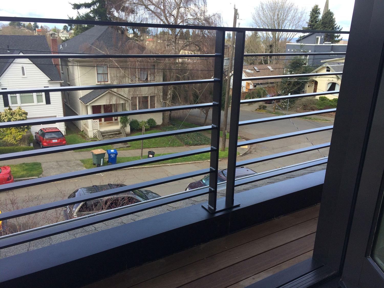modern balcony railing - Balcony Railing