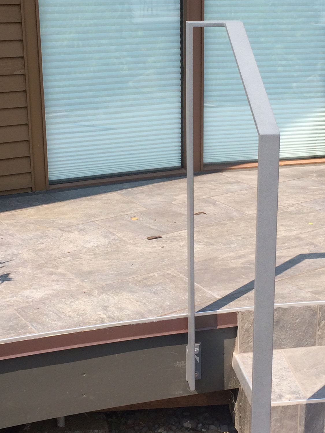 Cable Rail for Back Deck - Handrail - Seattle, WA